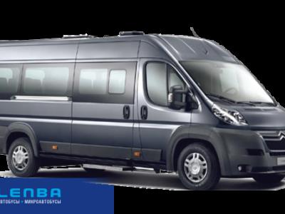 Аренда микроавтобуса на 20 мест в СПб