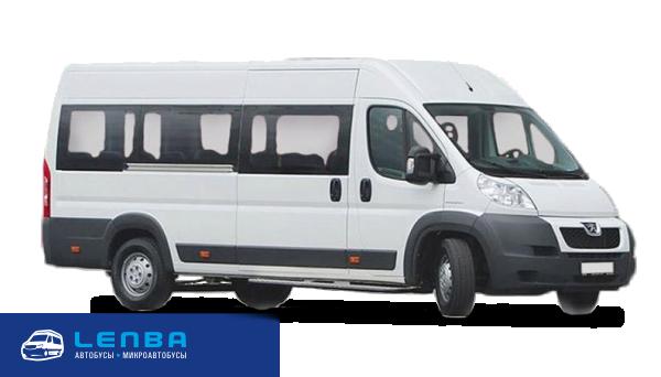 Аренда и заказ микроавтобуса