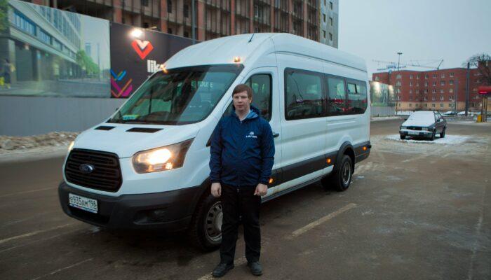 Аренда микроавтобуса на свадьбу Санкт-Петербург