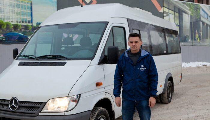 Аренда микроавтобуса в Санкт-Петеребурге