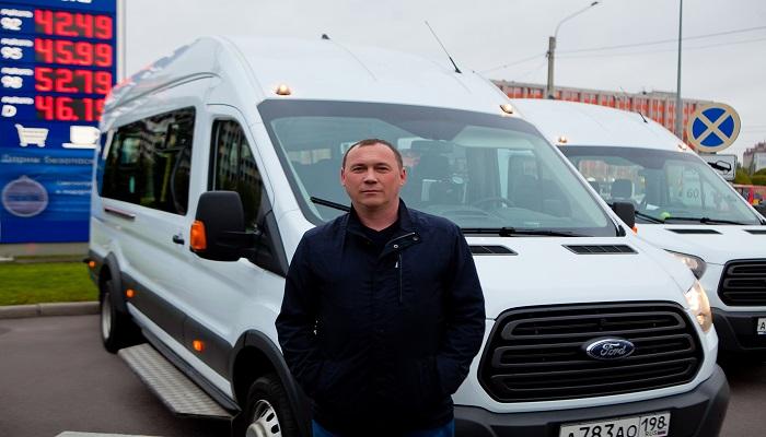 Заказать микроавтобус в СПб