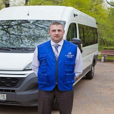 Микроавтобус на свадьбу в Санкт-Петербурге