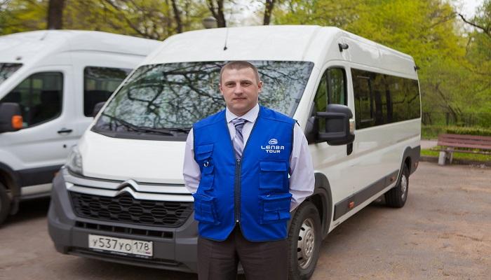 Заказ микроавтобусов в СПб