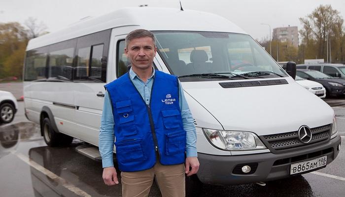 Микроавтобус в аренду с выкупом СПб