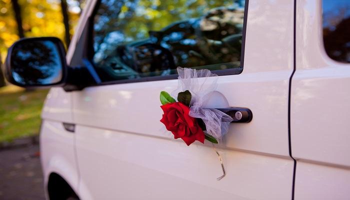 Заказать автомобиль на свадьбу СПб